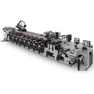 Листовая офсетная, флексографическая, ротационная печатная машина