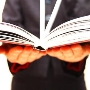 Как распечатать книгу?