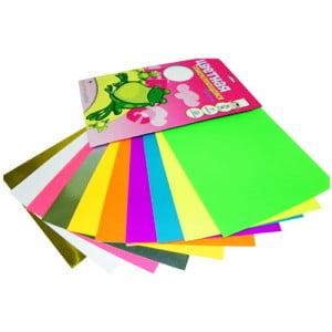 Как правильно выбрать цветную самоклеющуюся бумагу?