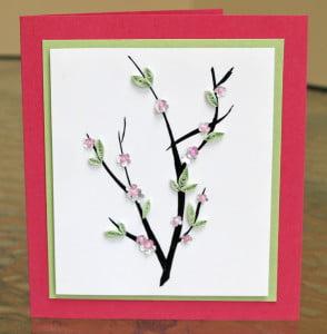 Как сделать открытку на 1 мая?
