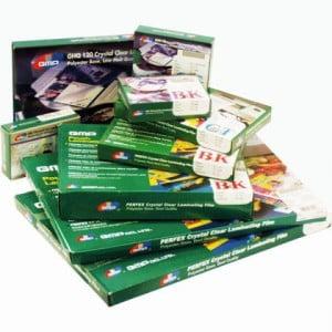GMP пленка для ламинирования: высокое качество и широкий ассортимент