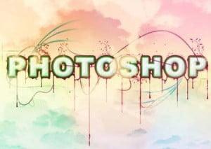 40 стилей шрифтов Photoshop