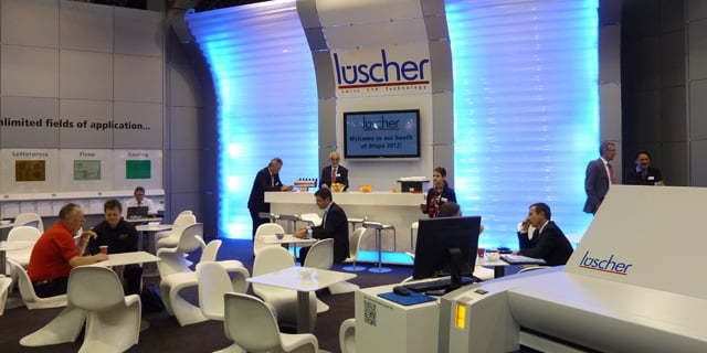 Швейцарская компания Luescher AG Maschinenbau, известная как производитель CtP, подала на банкротство
