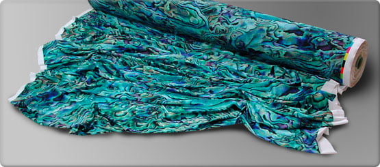 Печать по текстилю, или Использование ткани в полиграфии