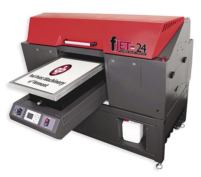 Новый принтер Graphics One Go Cubix 308
