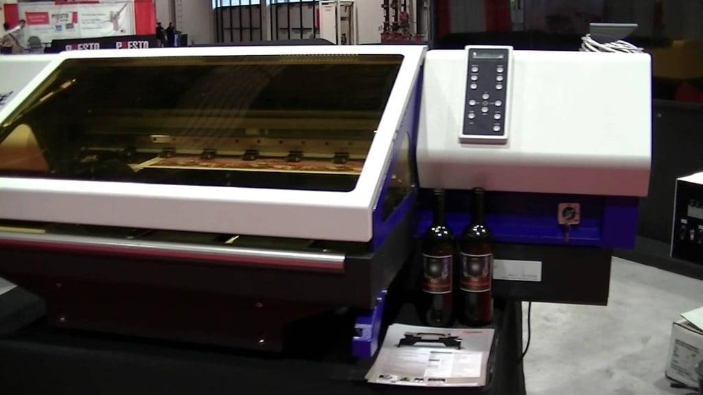 Принтер Inkcups Xjet – струйный принтер для промышленной печати
