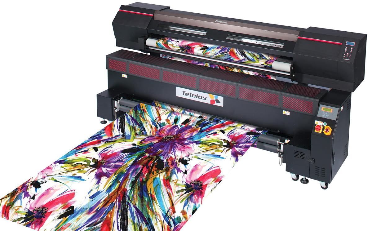 Различия между струйной и тампонной печатями