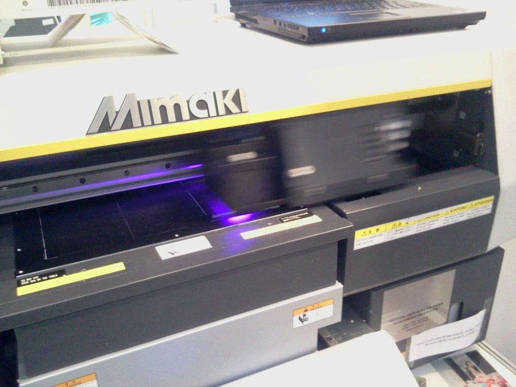 Ультрафиолетовые принтеры фирмы Mimaki