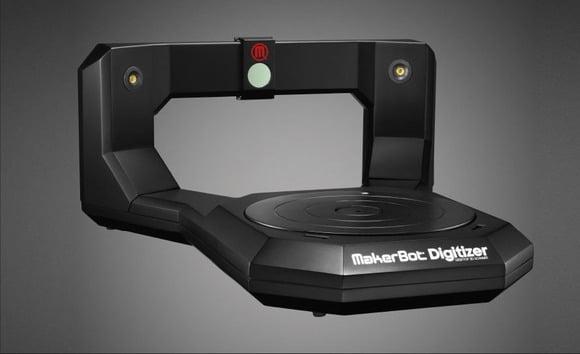 Новый 3D сканер от MakerBot
