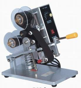 Ручной датер dy8 — удобство печати