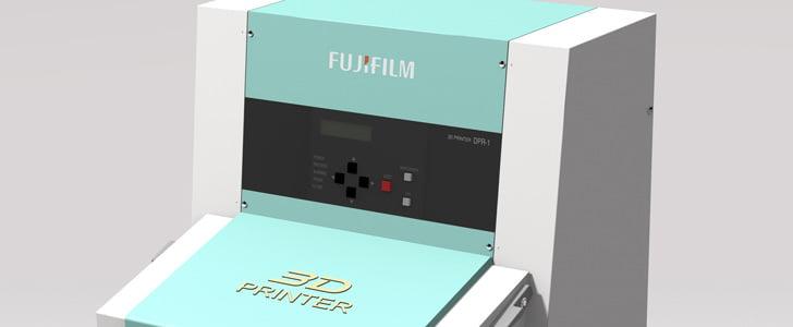 Новая разработка Fujifilm в области 3D-сканирования и печати