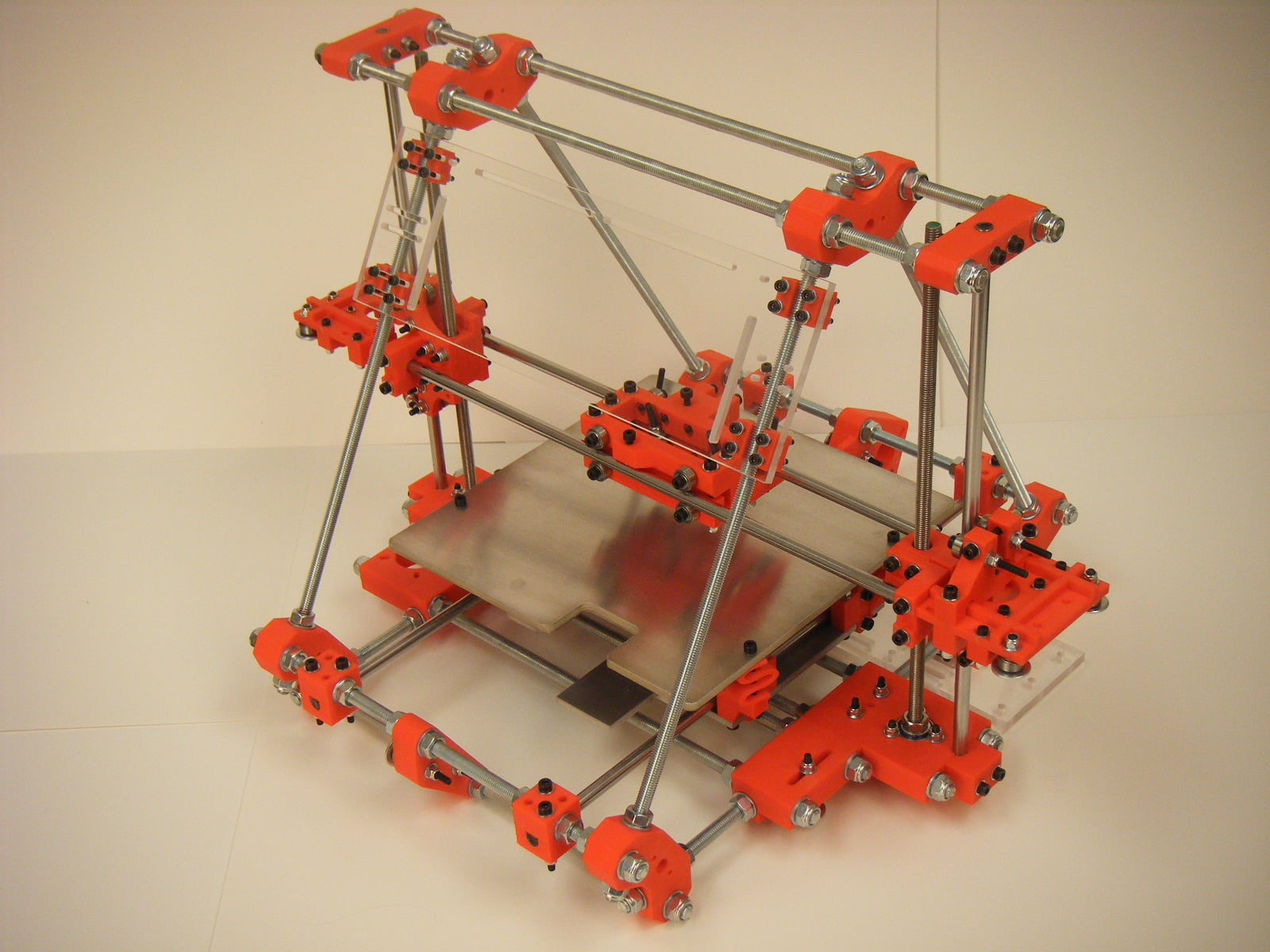 3D-принтер  RepRap – устройство способное к самовоспроизведению