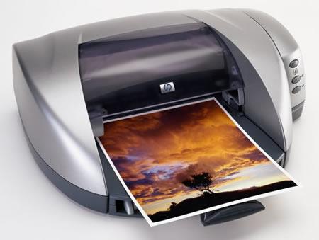 Общие положения о струйных принтерах Hewlett-Packard