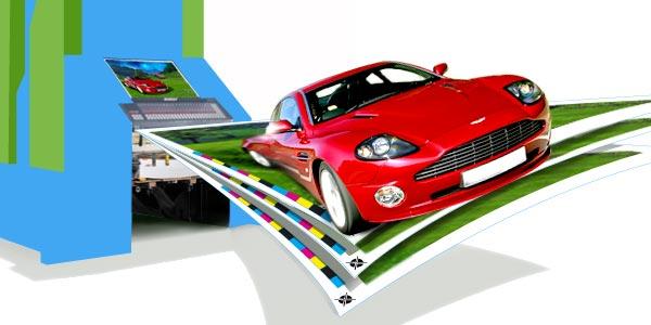 Цифровая печать наклеек: особенности и классификации