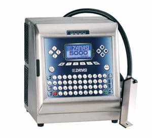 Каплеструйный датер – незаменимое оборудование для промышленной маркировки