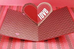 Дизайн открыток ко дню святого Валентина
