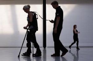 3D принтер для протезов: напечатан на заказ первый в мире экзоскелет
