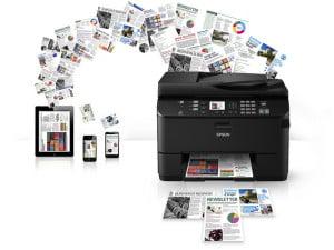 Печать из любой точки мира: Epson Connect в действии