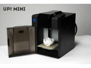 UP! 3D Printer Mini: обзор бытового 3D принтера